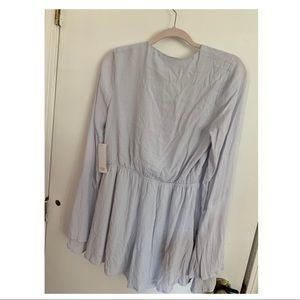 Tobi Dresses - Light Blue romper